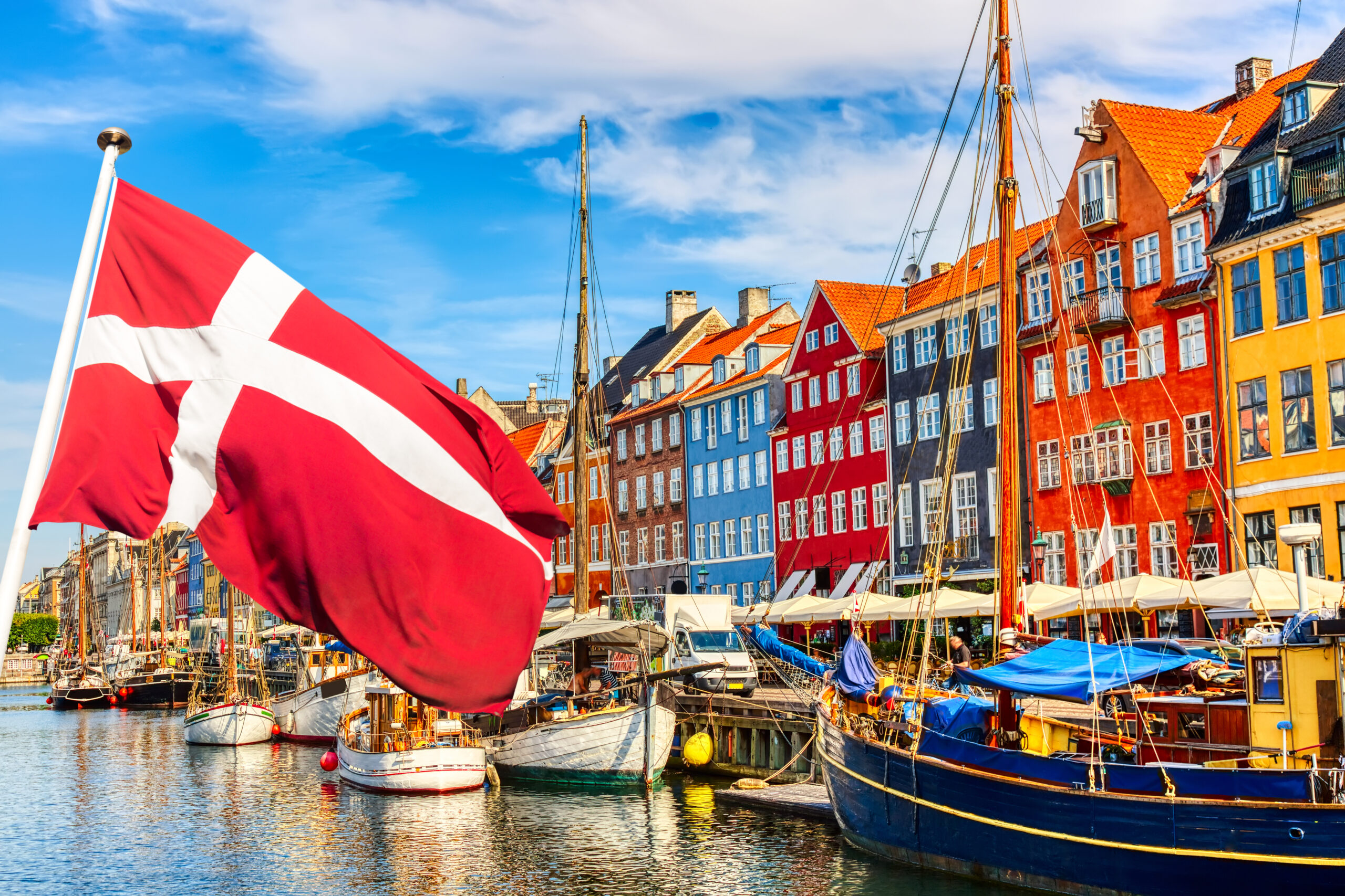 Quiz About Flags: Denmark's flag