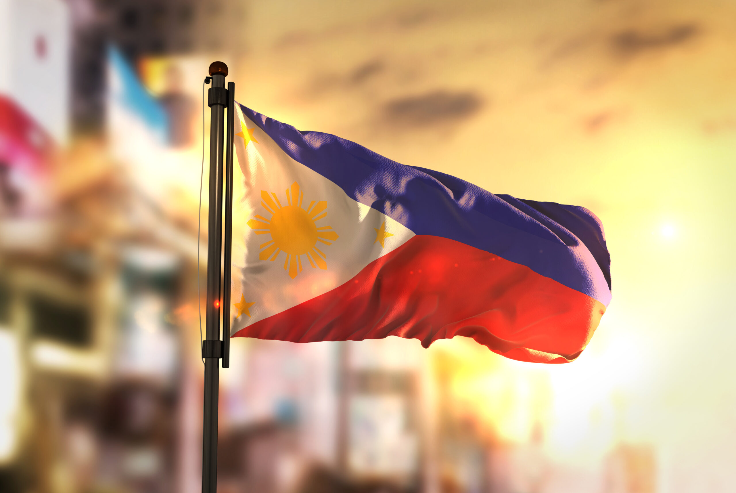 Fun Quiz about the flag of the Philippines